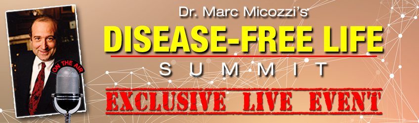 Dr. Micozzi's Urgent Announcement for a disease-free life